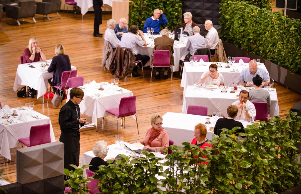 The Dome Restaurant Buxton relocates