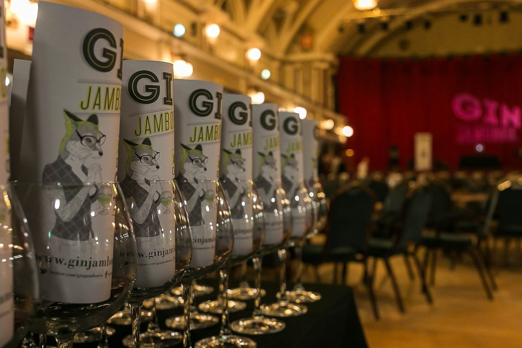 Buxton Gin Jamboree