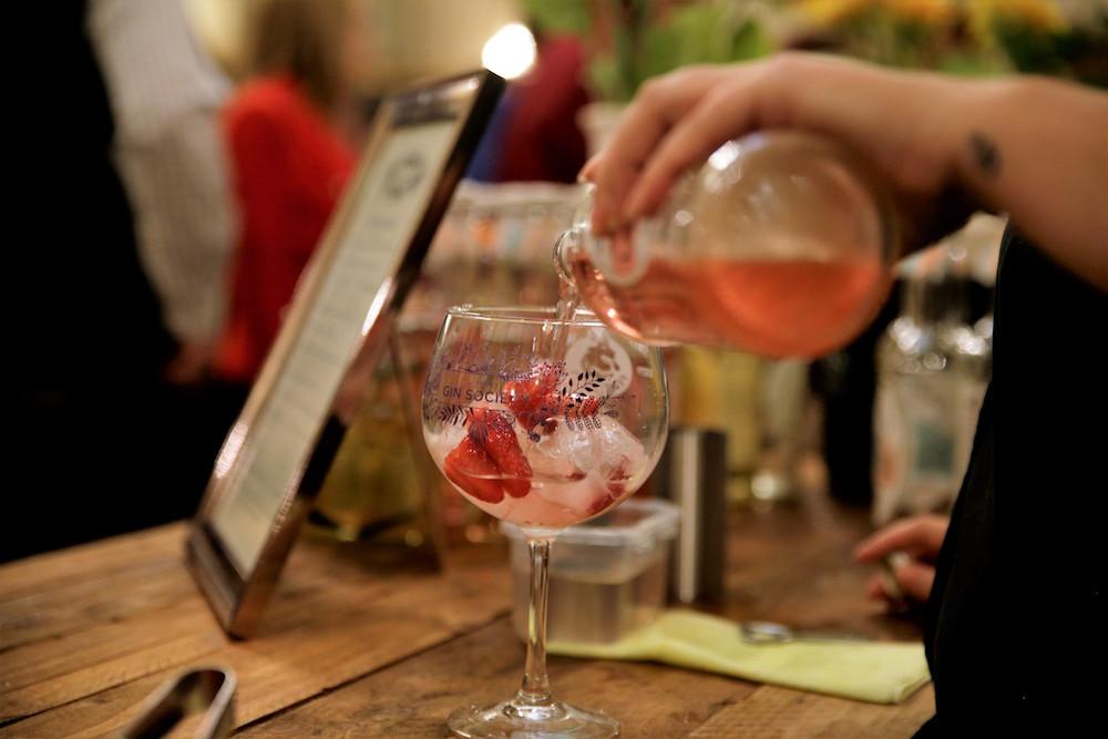 The Gin Society Festival Buxton