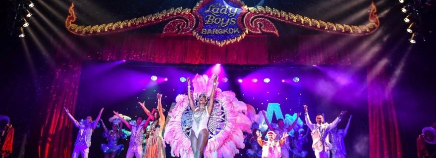 Buxton Opera House, The Lady Boys of Bangkok - Wonder Women