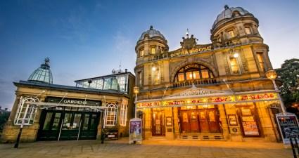 Buxton Opera House Tours