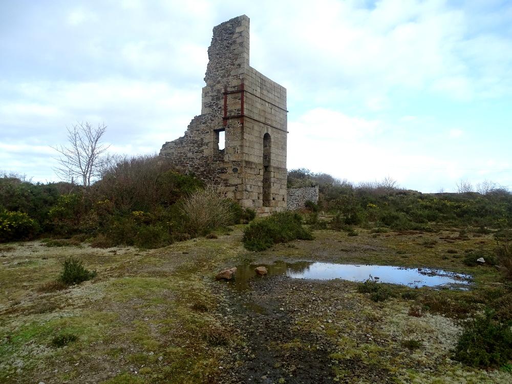 West Wheal Basset Mine