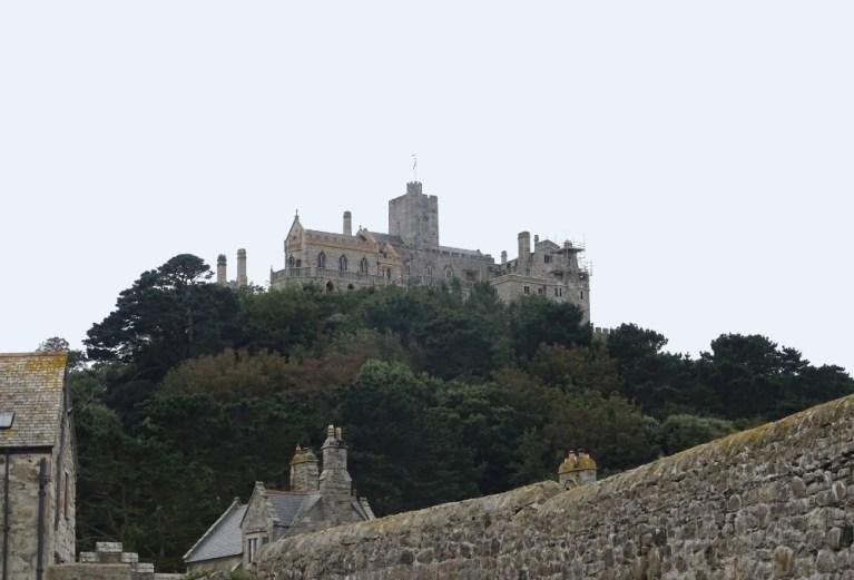 St Michael's Mount Castle and Garden