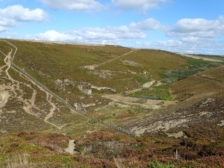 Wheal Lushington Mine