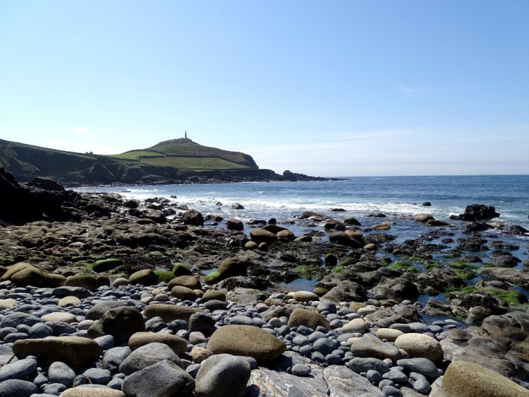 A Walk from Cape Cornwall to Botallack