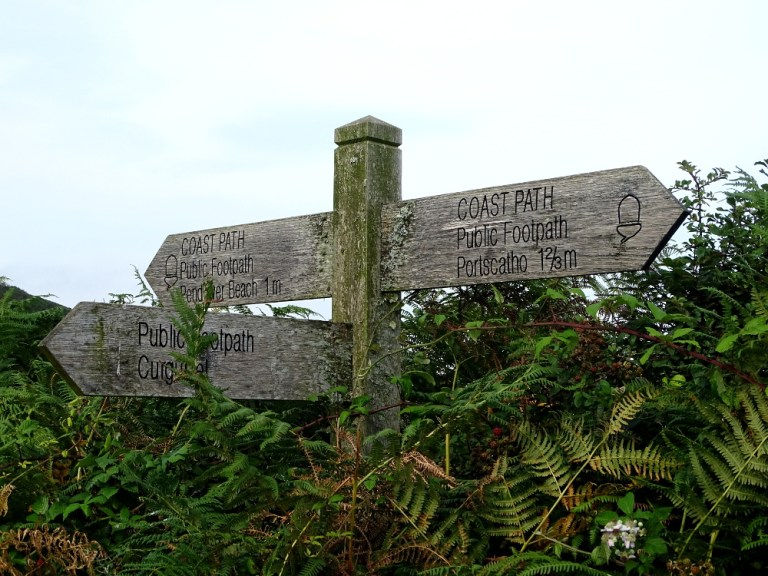 A Walk from Carne to Porthcurnick