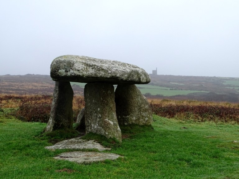 Lanyon Quoit of West Penwith