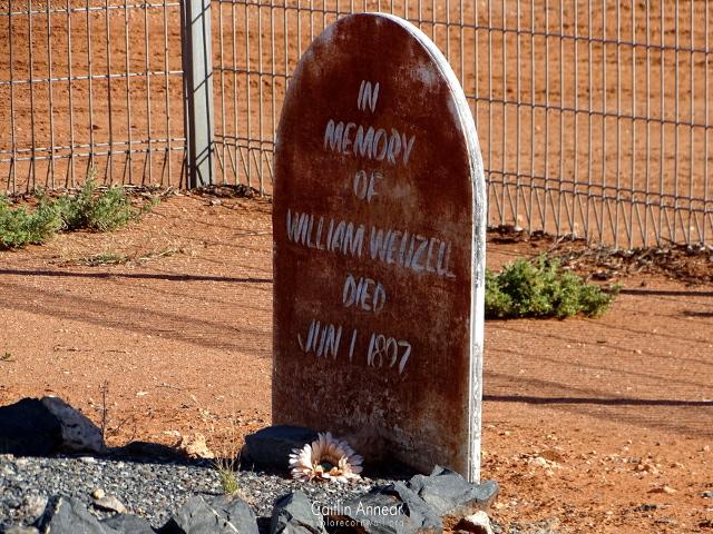 Kambalda Pioneer Graveyard