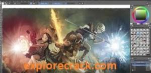 Clip Studio Paint EX 1.10.13 Crack Plus Latest Keygen 2021 Free Download