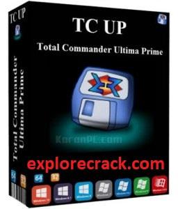 Total Commander Ultima Prime 10.00 Crack + Activation Key Free Download