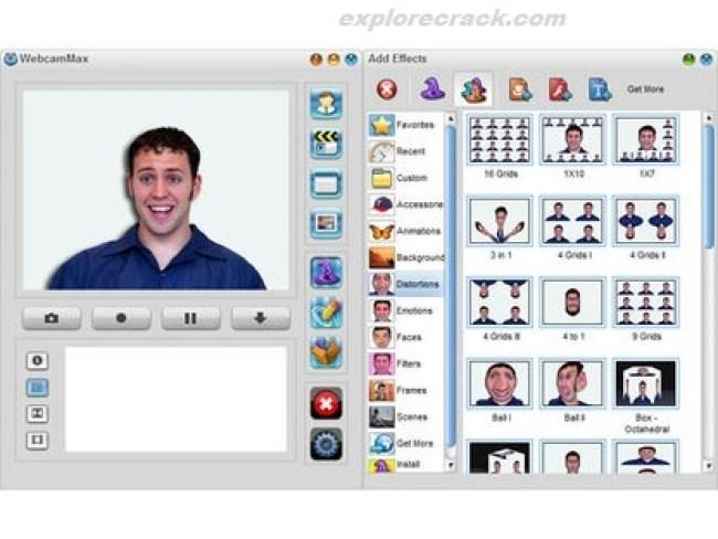 WebcamMax 8.0.7.8 Crack & Serial Number Free Download 2021
