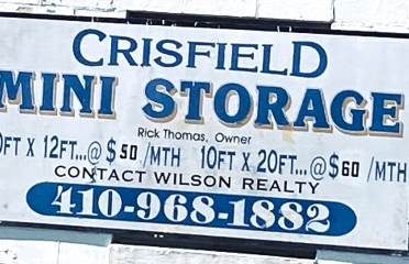 Crisfield Mini Storage