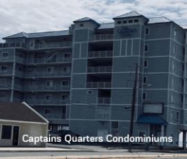 Captains Quarters Condominium Inc.