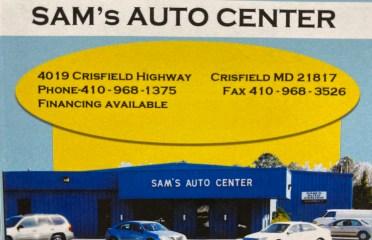 Sam's Auto Center