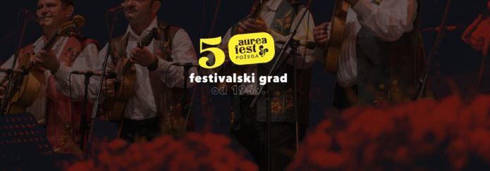 Aurea fest – kultni glazbeni spektakl zlatne Slavonije, obilježen bogatim sadržajem i emotivnim nabojem