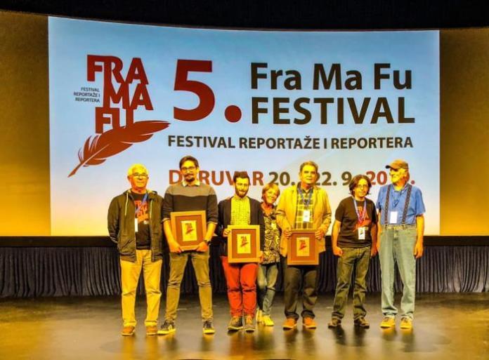 Održan peti Fra Ma Fu festival reportaže i reportera