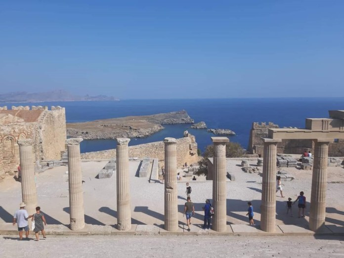 Rhodes – Helios most radiant and bright island with turbulent history
