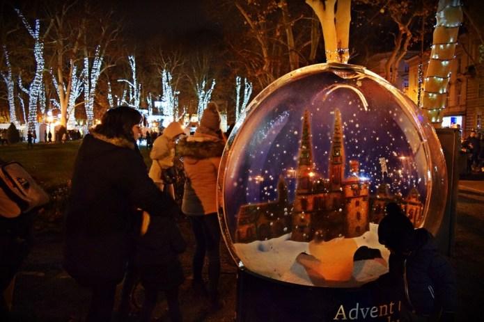 Magic and Spirit of Christmas all around Croatia