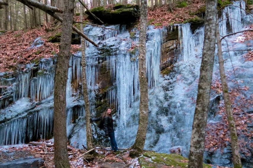 Bailey's Ravine Winter Hike