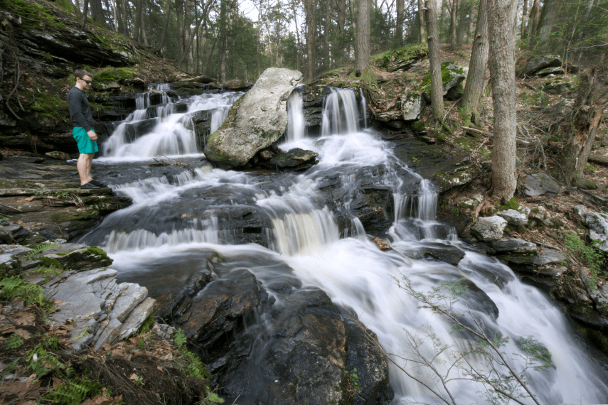 Day Pond Upper Falls Small