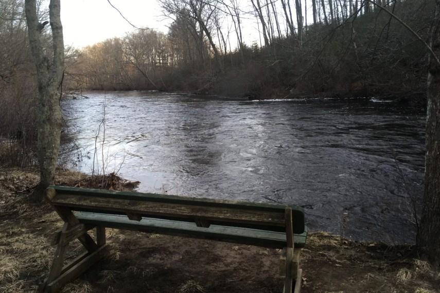 Eagleville Preserve Willimantic River