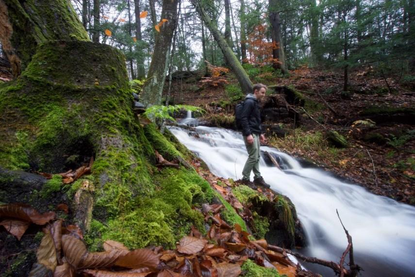 Flat Brook Falls