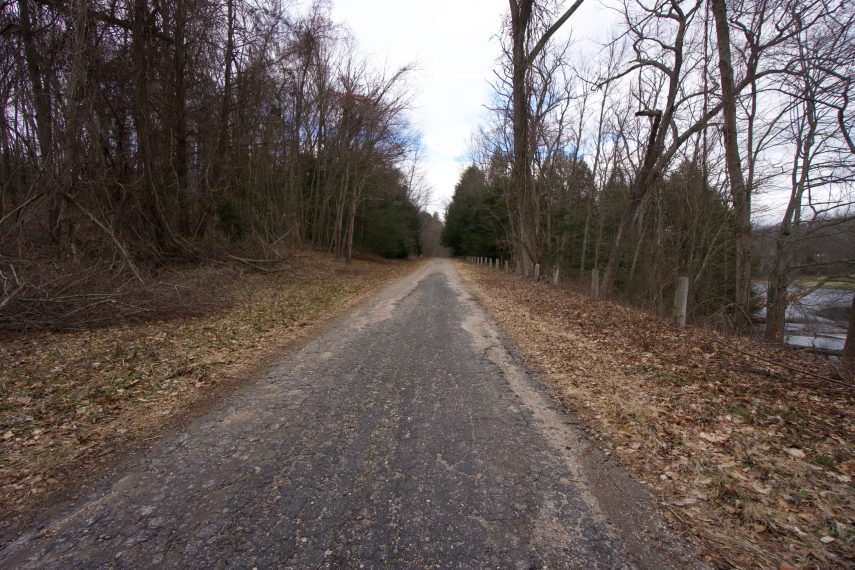 Higganum Reservoir Trail