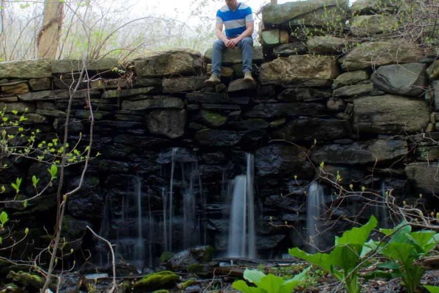 Moss Dam Shot