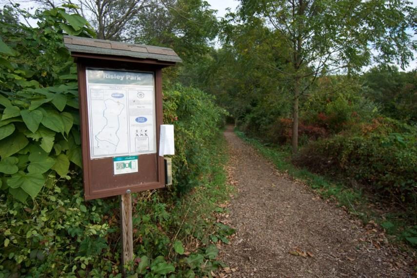 Risley Pond Trailhead