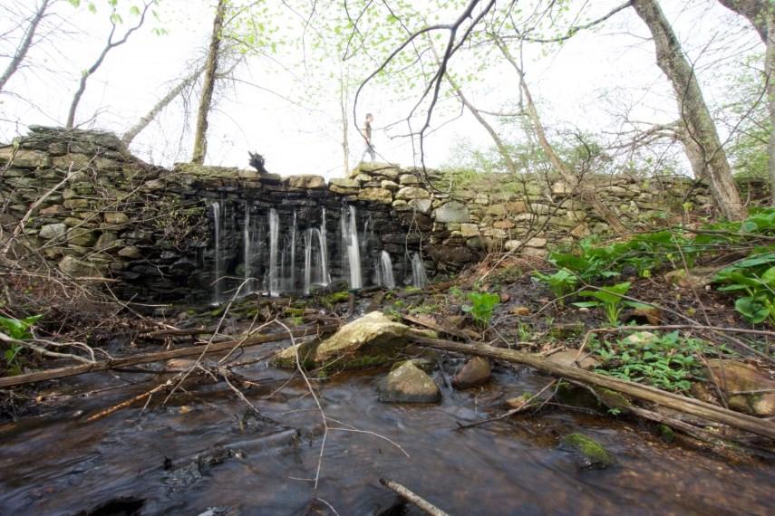 Tift Pond Spillway