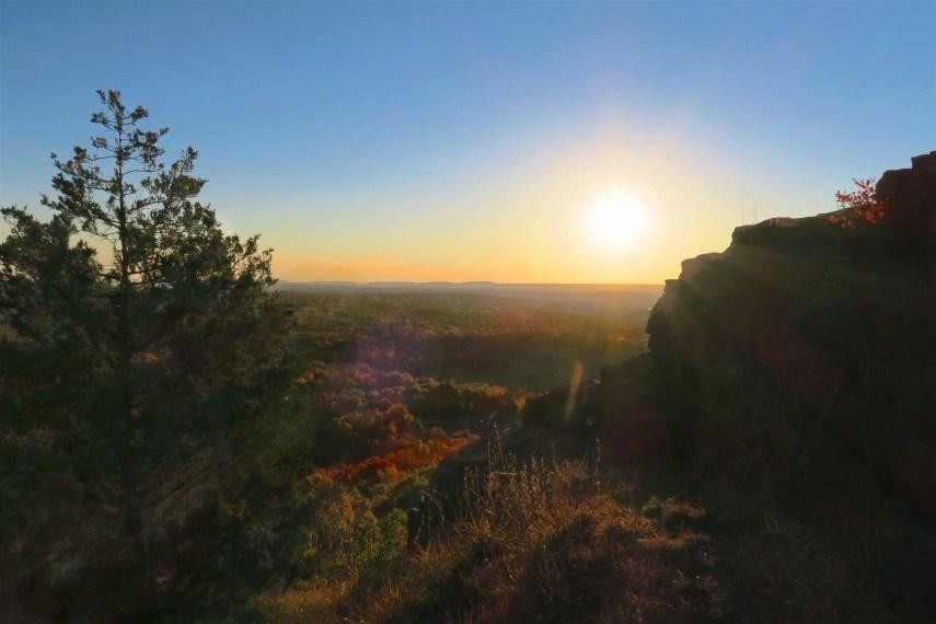 View from Chauncey Peak