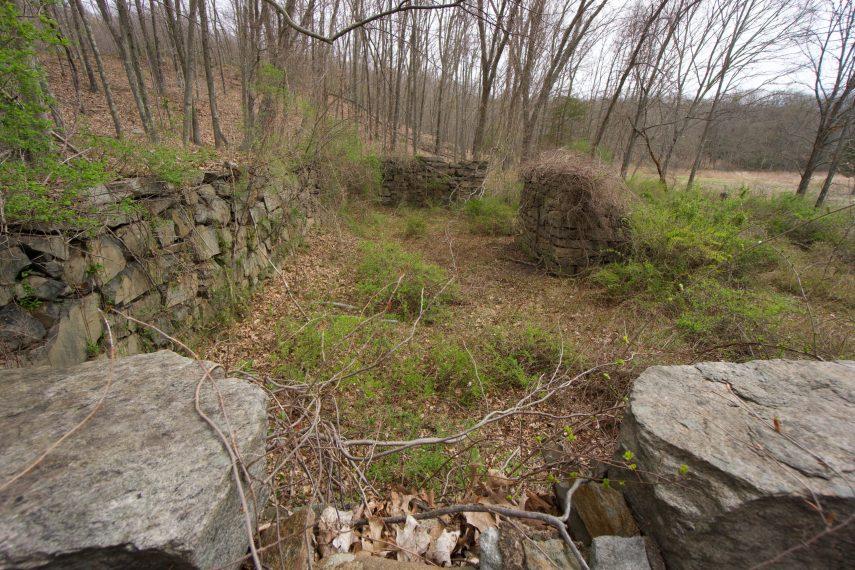 Clarkhurst Ruins
