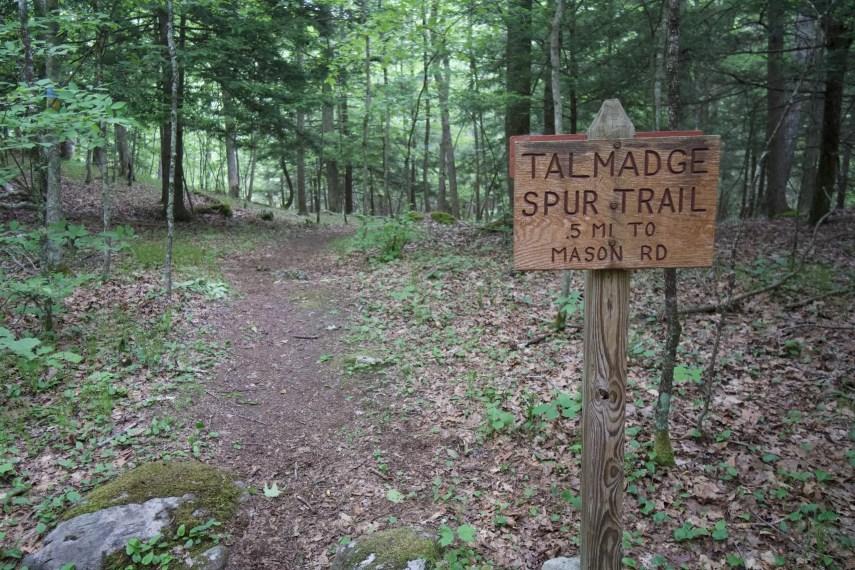 Talmadge Spur Trail