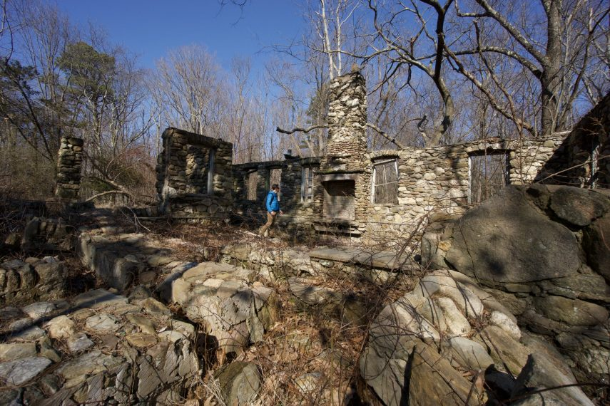 Spiderweed Preserve Ruins