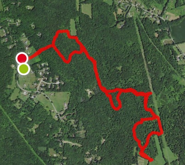 Thornton Brook Preserve Recent Hike