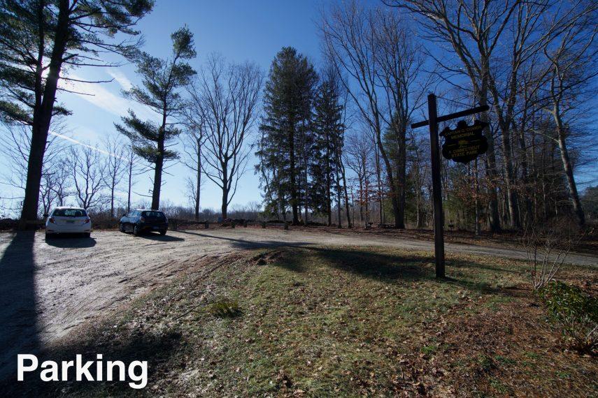 Comer State Park Parking