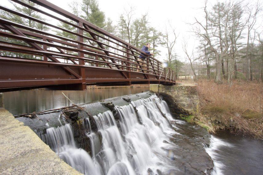 Narrangasett Trail Gallup Pond