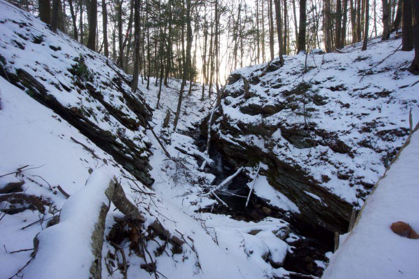Toomey Clark Gorge
