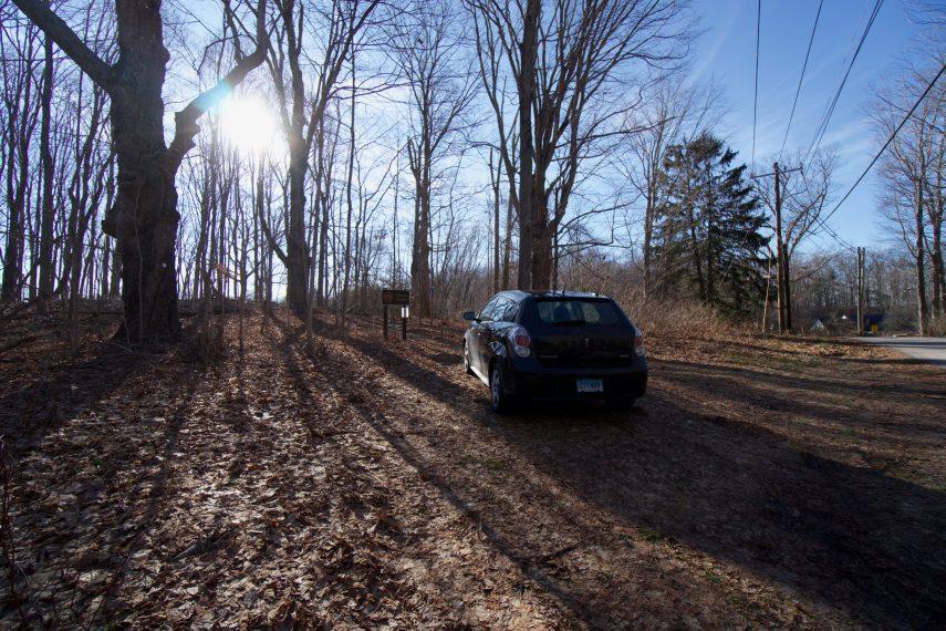 Duncan Preserve Parking