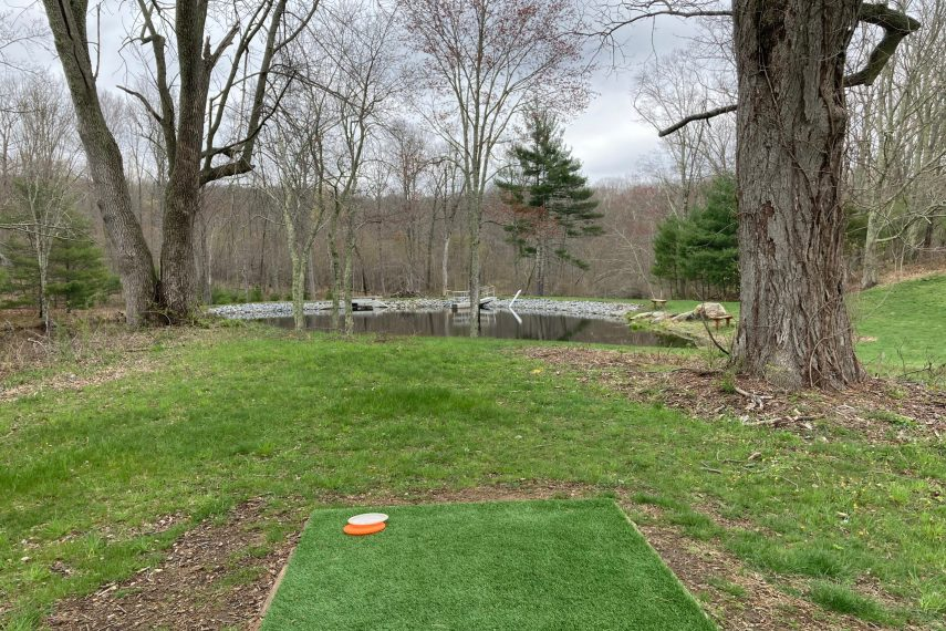 Garrison Disc Golf Hole 5