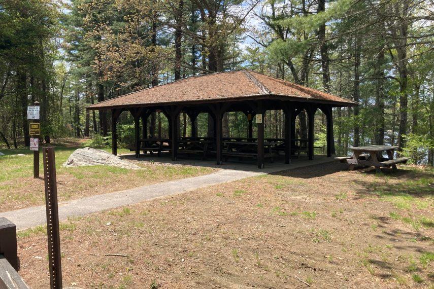 Quaddick Pavilion