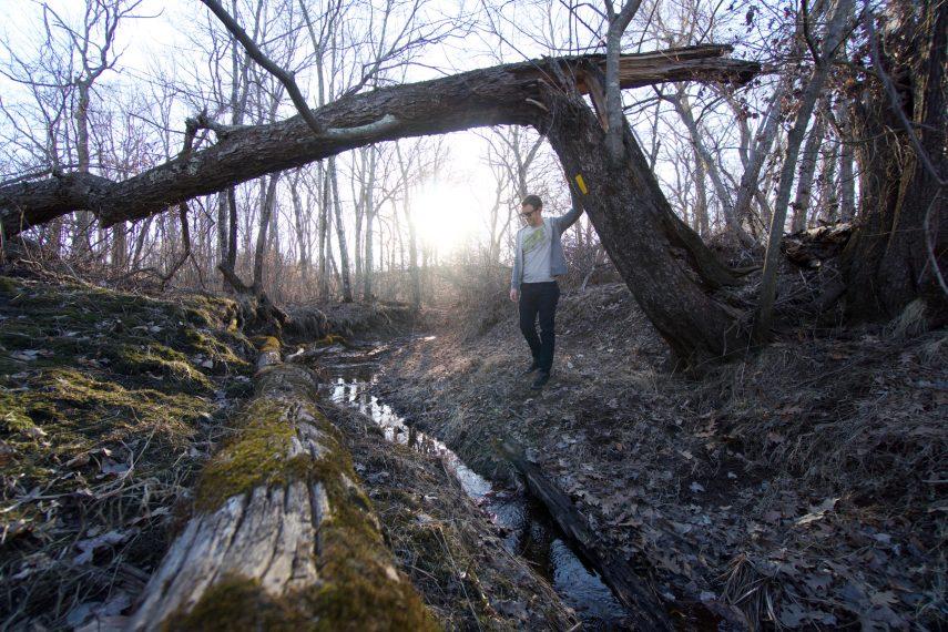 Schmid Overlook Trail