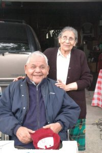 My grandparents, with whose courage and vision, I wouldn't be here today.