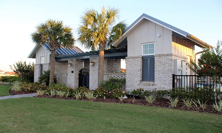 arbor grande clubhouse in lakewood ranch florida