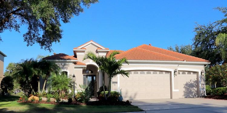 Greenbrook Ravines Home Tiled Roof
