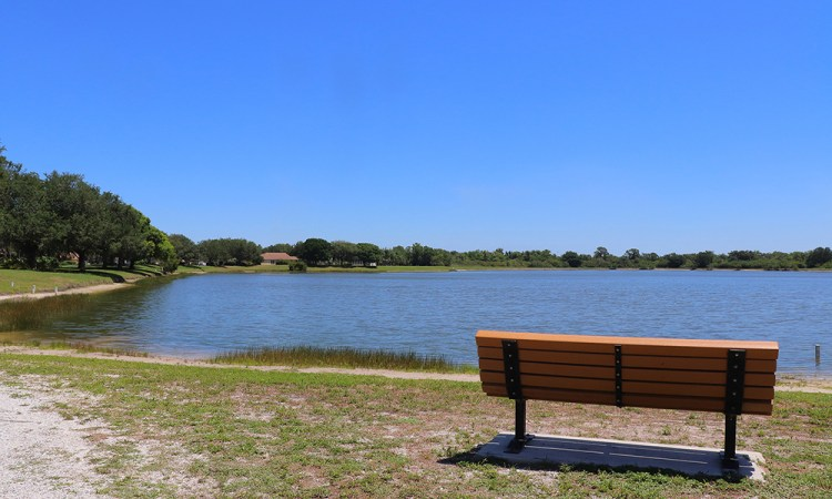 Herons nest nature park at lakewood ranch in summerfield
