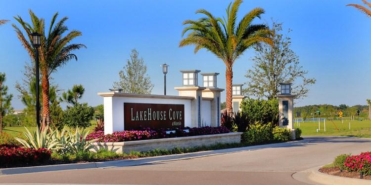Lakehouse Cove at Lakewood Ranch Waterside