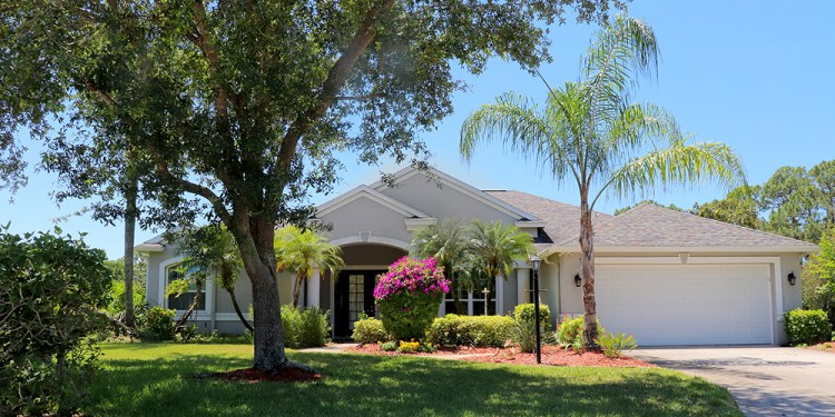 Summerfield Glades Home Front in Lakewood Ranch