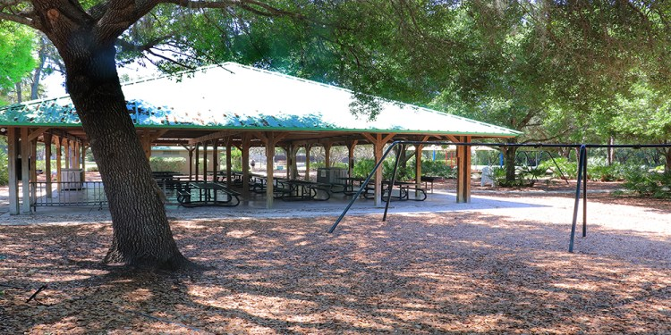 Summerfield Park Pavilion in Lakewood Ranch