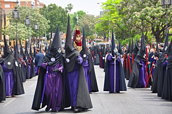 Easter Procession Costumes